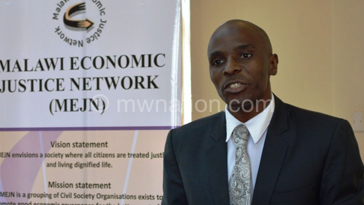 Malawi improves on budget transparency ranking—Mejn