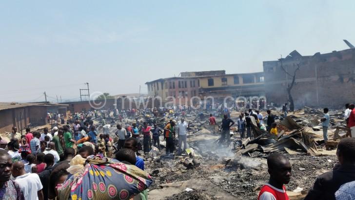 MZUZU _market fire