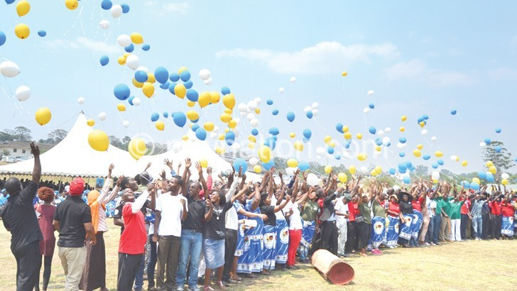 Mutharika wants Unima to rebrand