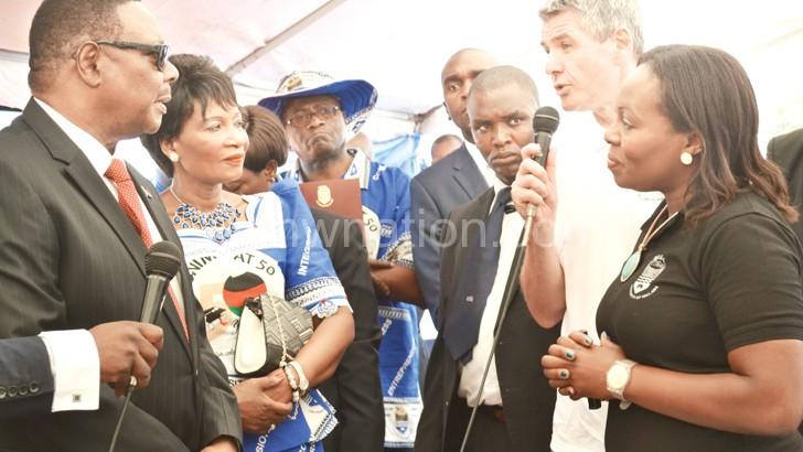 APM attends Unima's Golden Jubilee celebrations