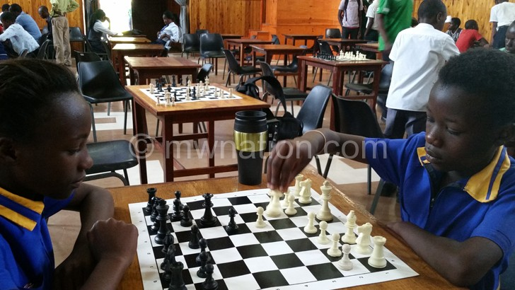 Malawi chess team ranked 126th