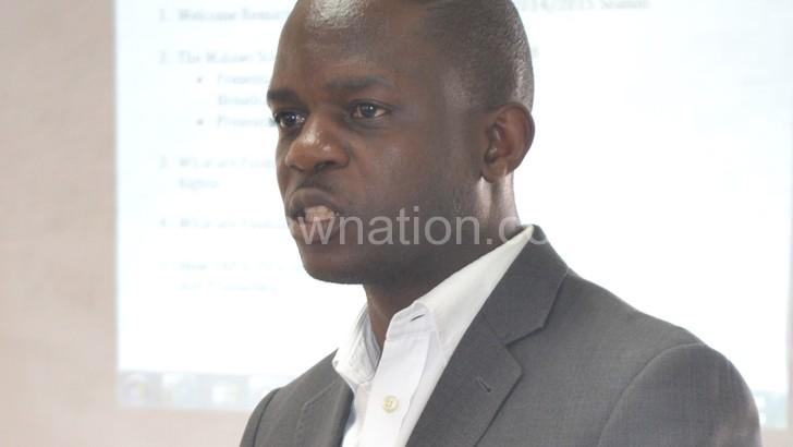 Former head of marketing sues FAM