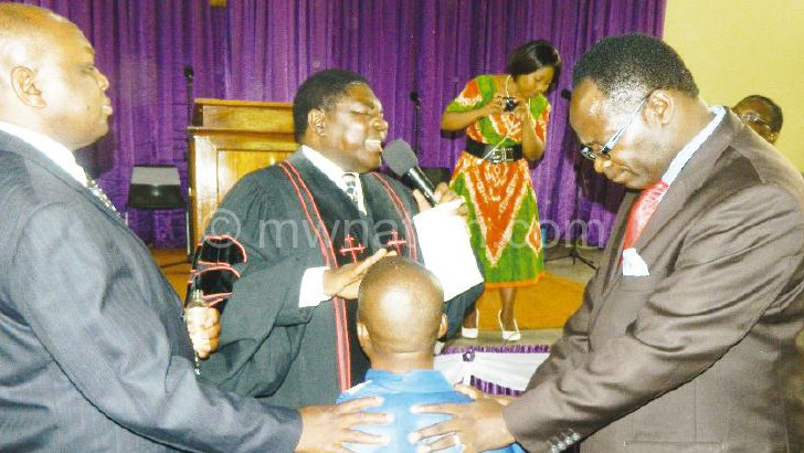 Khoviwa decries pastors' indiscipline, disobedience
