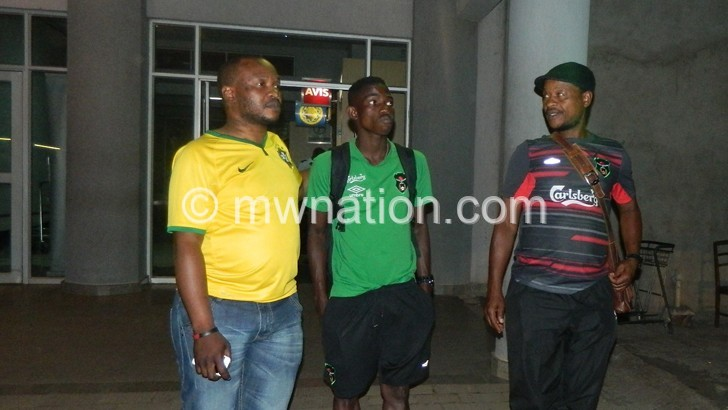 No pressure, says mtawali