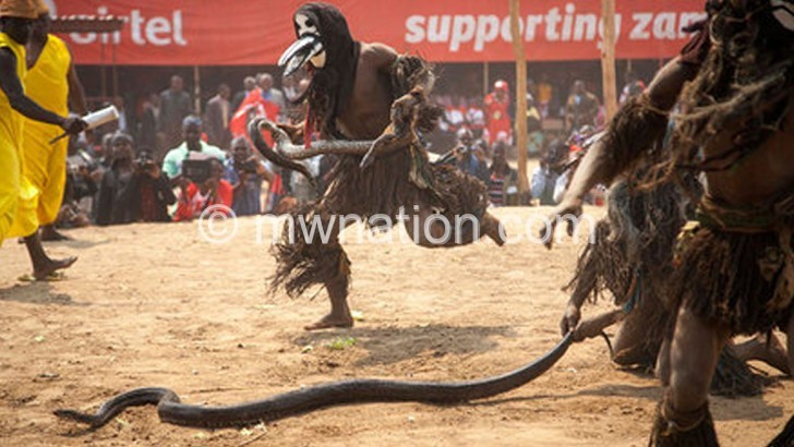 The proposed cultural holiday will harness cultural days such as the Chewa's Kulamba Ceremony