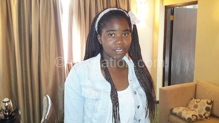 Rose Sakala: Student with a heart for others