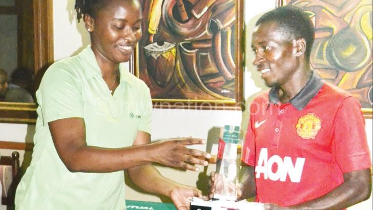 Shonga, Banda are champions  of Old Mutual ball pool
