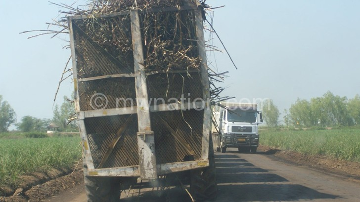 Capital constraints Illovo Sugar (Malawi) Limited to produce more power from  biomass waste from  sugar cane