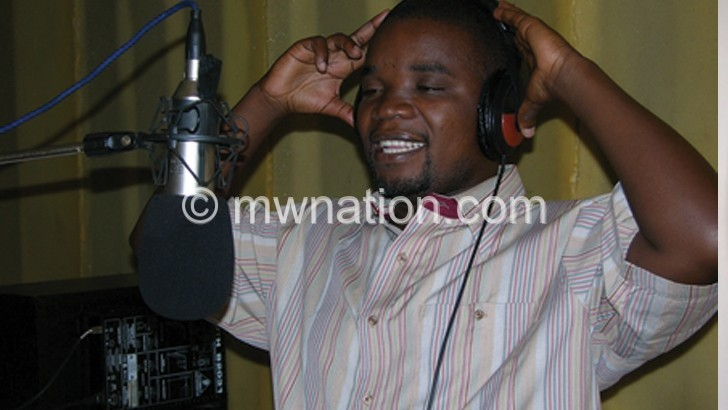 Kaunda: I have taken music as a ministry to reach out to people