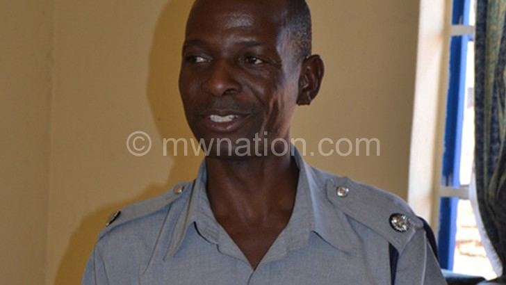 Dandaula: He was suspected of being a thief