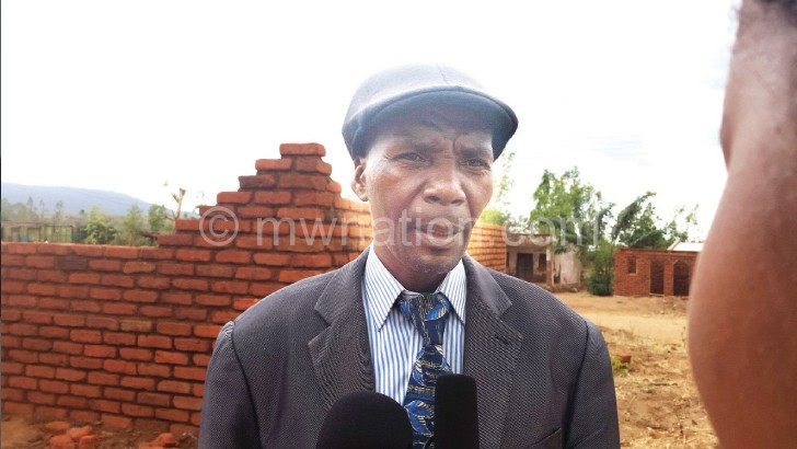 Welcomed the initiative: Kunthembwe