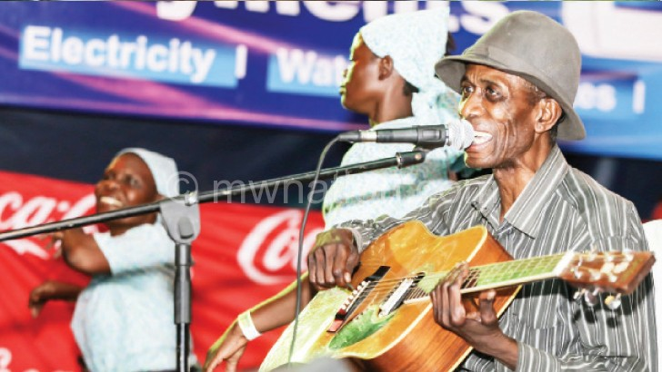 Lucky Stars have been entertaining Malawi for decades