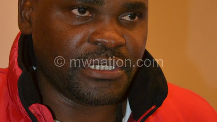 Mkandawire: I would not commit much time