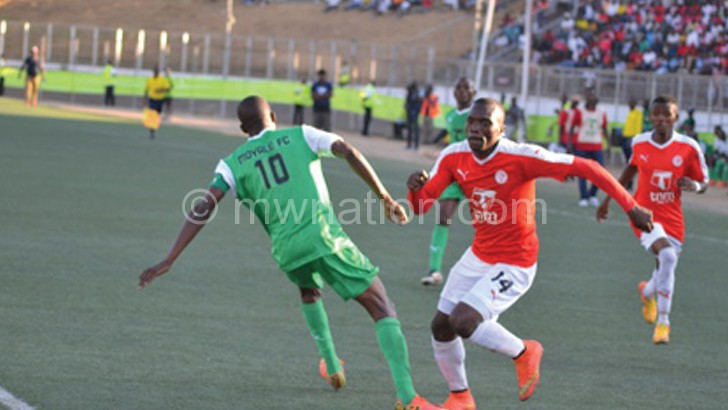 Moyale give Silver greenlight to sign Muyaba