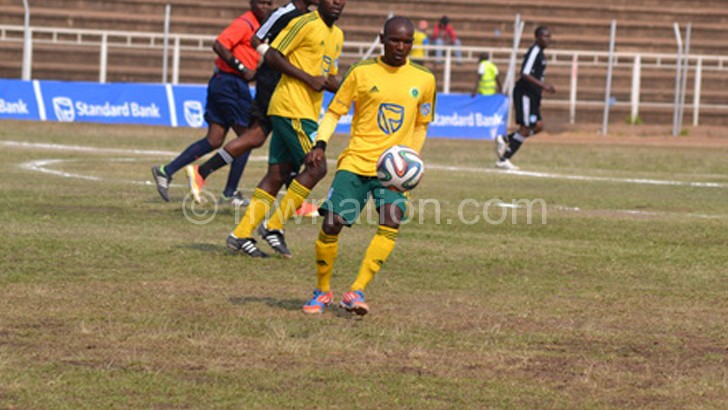 The notable new face in the squad: Kangunje