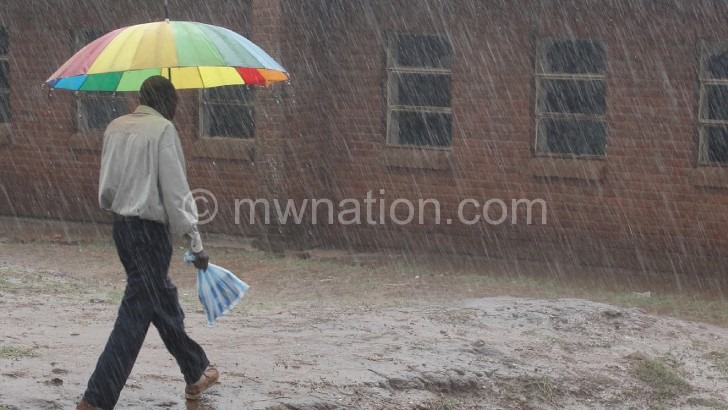 RAINING | The Nation Online