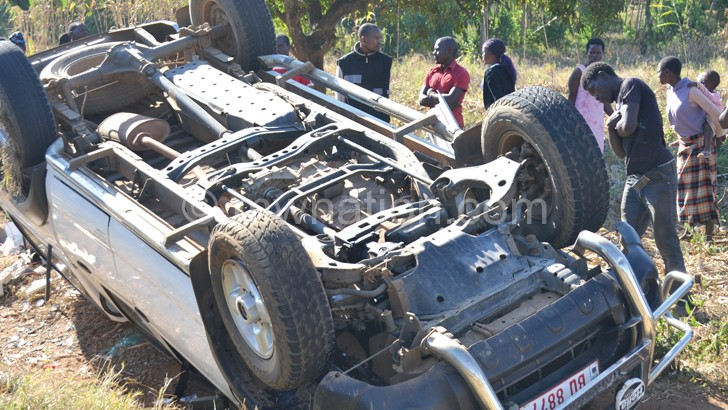 Counting cost of roads' deadly snare