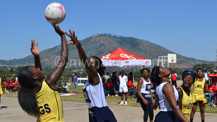 GOtv netball action will roll out at BYC