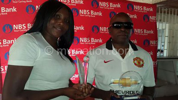 Kaunga (R) and Muguvu have proved their mettlehappiest