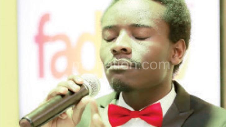 Namadingo: I want to take my music across the borders