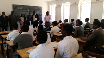 Scaling up efforts to educate needy students