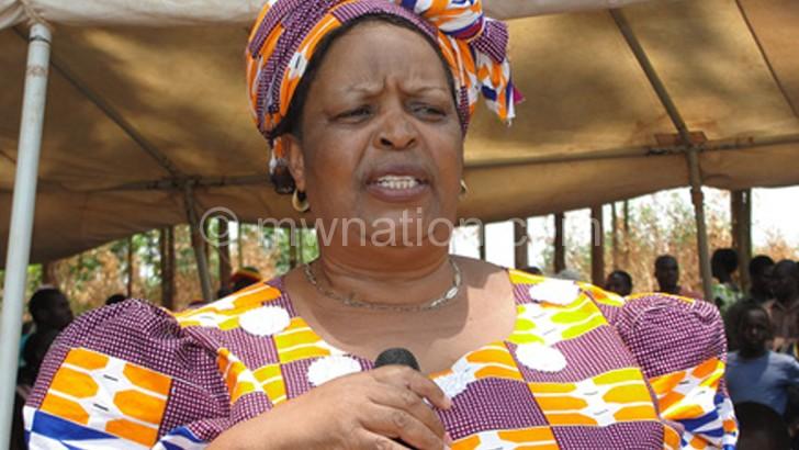 Chikumbu: Involve chiefs