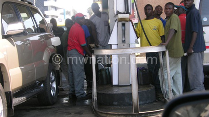 Red flag on fuel crisis