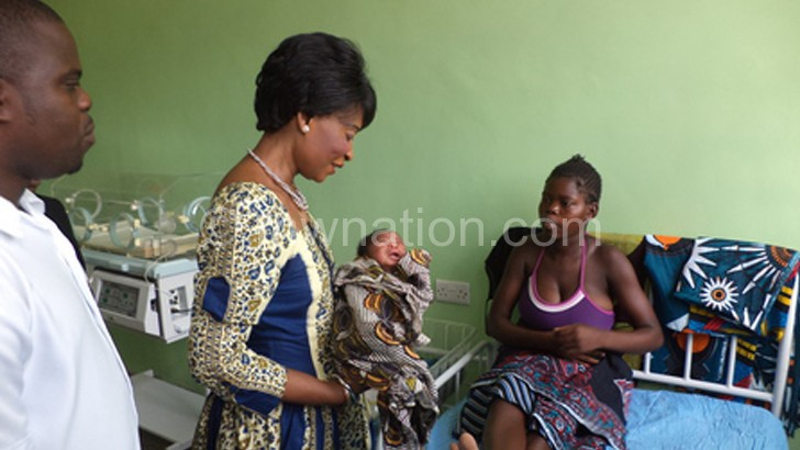 First Lady preaches inclusive childcare