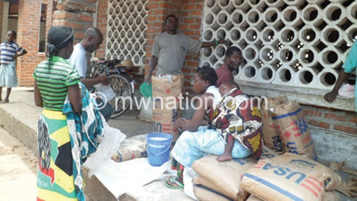 Over 1 million Malawians to require food assistance