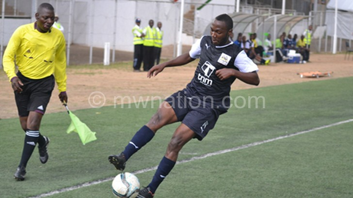 Eagles will miss his services: Malidadi
