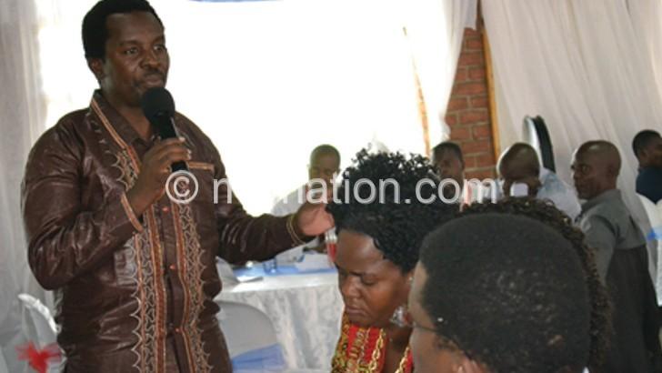 Kawalala Leaders should have integrity