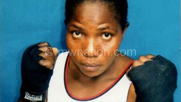 Musanga has three wins,  including a knockout