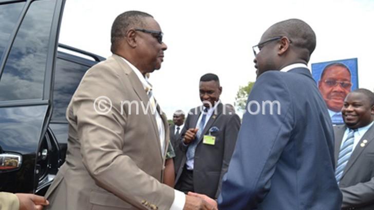 APM talks tough on corruption