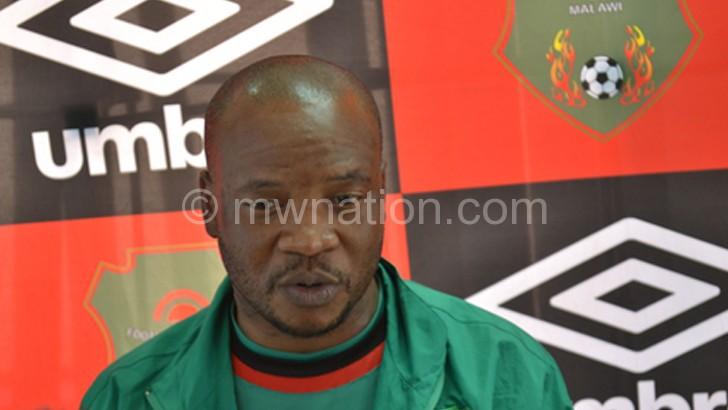 Nyirenda: Teams are way behind schedule