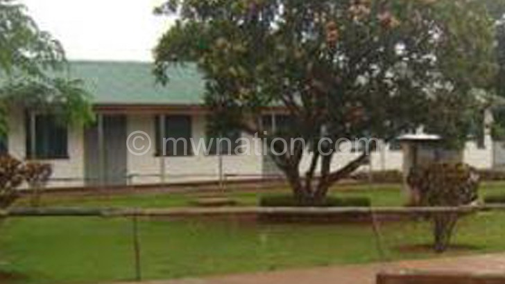 Hit by robbers:Thyolo Secondary School