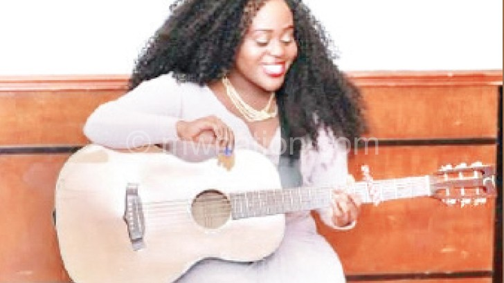 Tembo: I write and compose my own songs