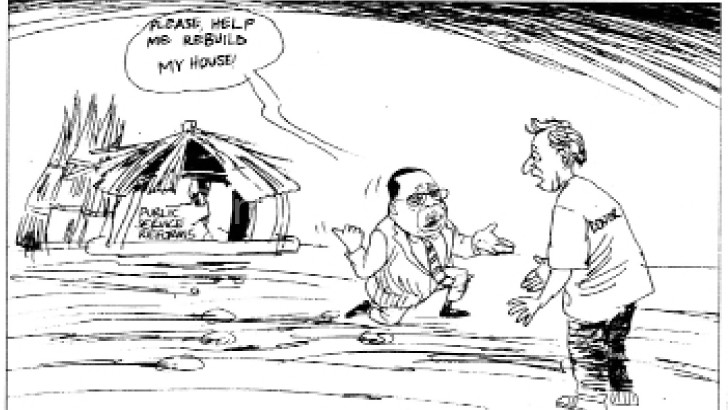 On 'Malawi needs own David'