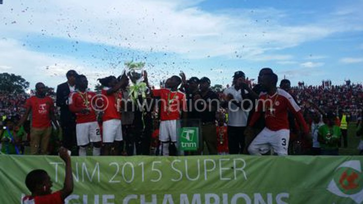 Bullets celebrate their moment of glory