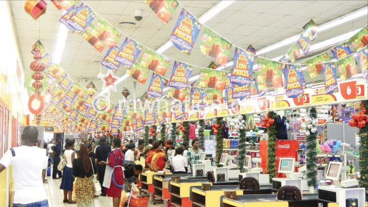 Christmas fever grips: Blackouts dampen mood