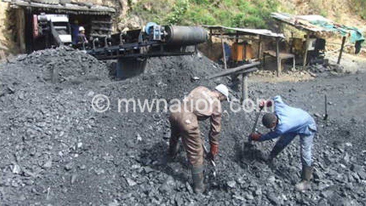 coal | The Nation Online