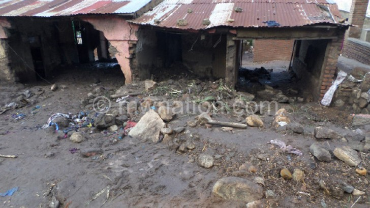 Government committed to supporting Bangwe rain victims