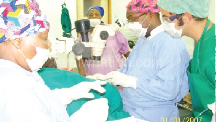 Government spends a lot of resources to train medical doctors