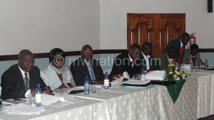 Confidential: FAM delegates at 2011 elections