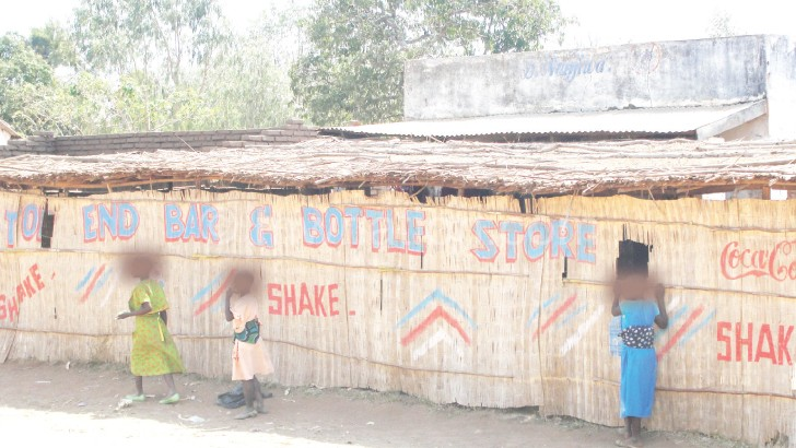 Drinking joints in locations like these fail to check children that visit their places