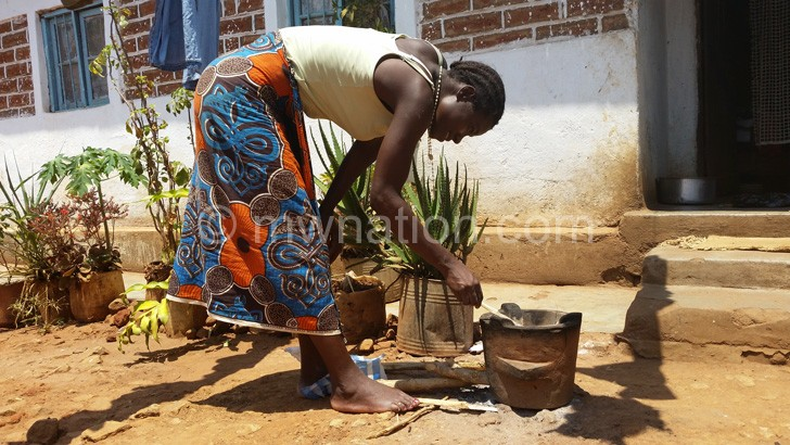 Women woes for domestic energy