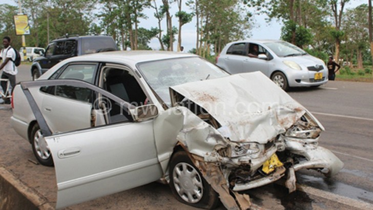 One dies in LL road accident – The Nation Online