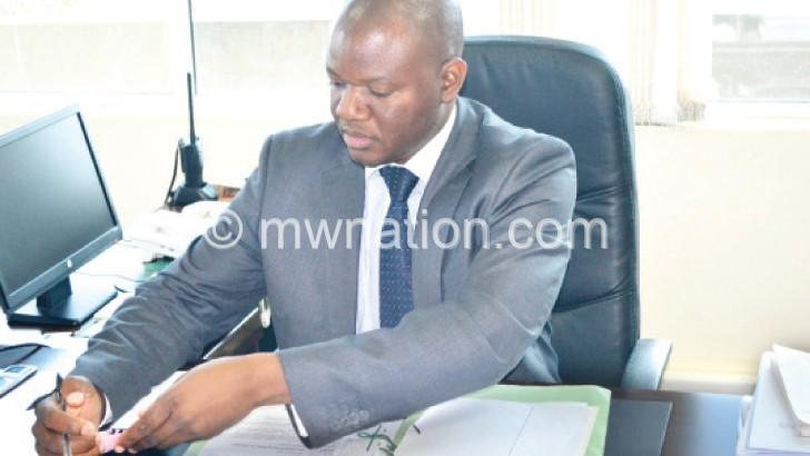 Kumwembe wants him to be his witness: Matemba