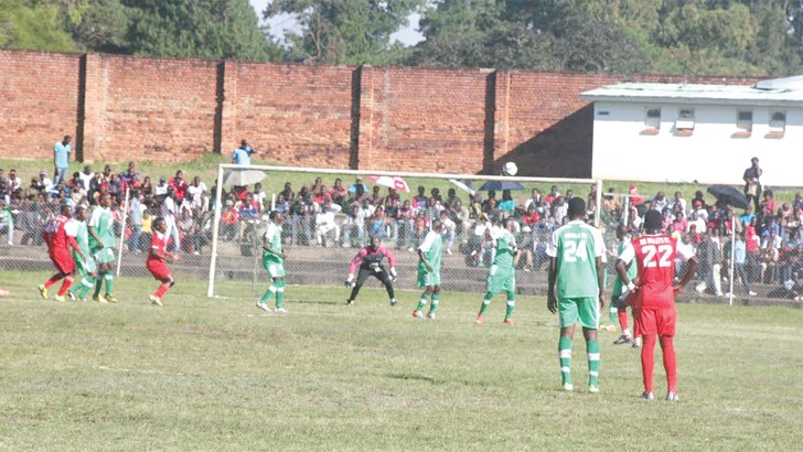 Mzuzu Stadium is the only football venue in the Northern Region