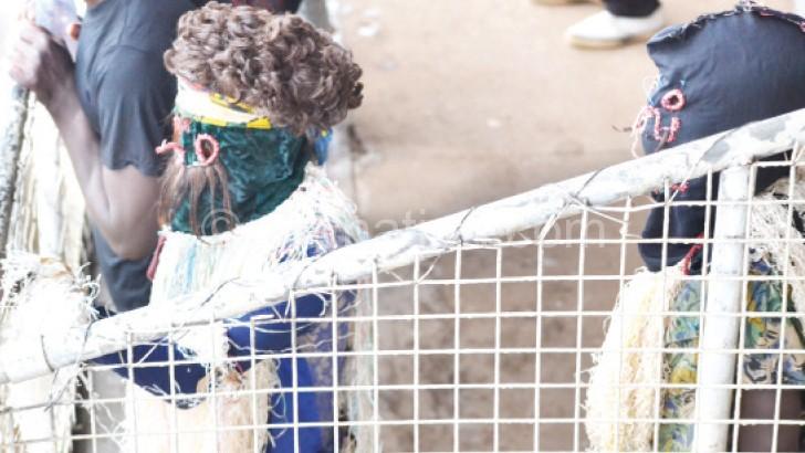 Gulewamkulu faces football