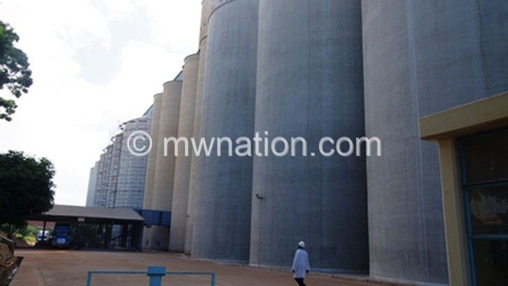 Rehabilitated: The Kanengo silos complex